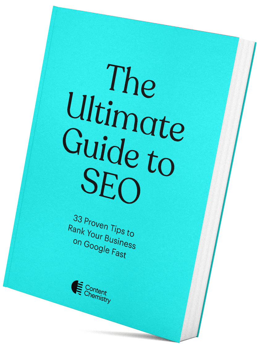 The Ultimate Guide to SEO crop
